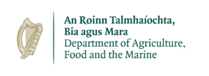 Department of Agriculture Food and Marine logo IPAAG